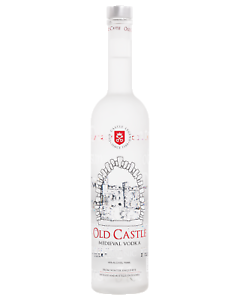 OLD CASTLE ORGANIC VODKA
