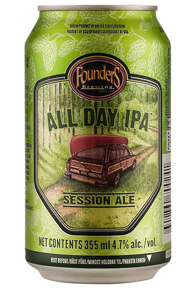 FOUNDERS ALL DAY IPA 4 PACK
