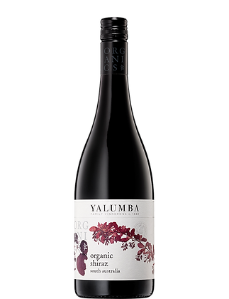 YALUMBA ORGANIC SHIRAZ 2017