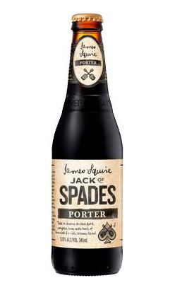 JAMES SQUIRE JACK OF SPADES PORTER
