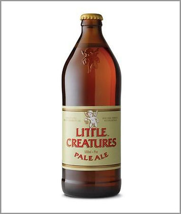 LITTLE CREATURES PALE 568ML 12 PACK