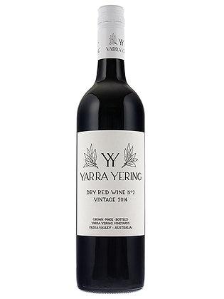 YARRA YERING DRY RED No 2 2012