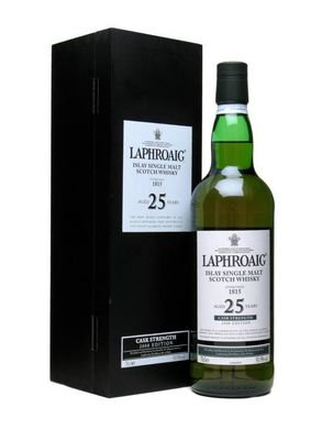 LAPHROAIG 25YO