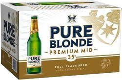 PURE BLONDE MID STRENGTH