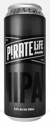 PIRATE LIFE DOUBLE IPA 4 PACK