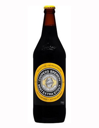 COOPERS STOUT 750ML
