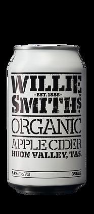 WILLIE SMITHS ORGANIC CIDER