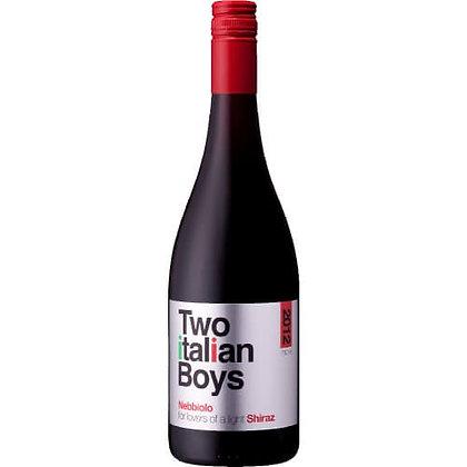 TWO ITALIAN BOYS NEBBIOLO 2012