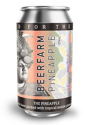 BEERFARM PINEAPPLE SOUR 4 PACK