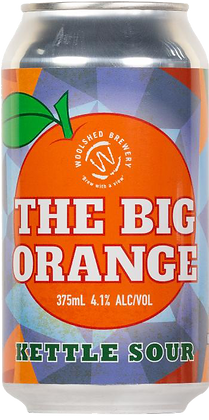 "WOOLSHED ""THE BIG ORANGE"" SOUR 6 PACK"