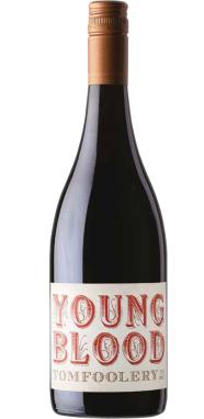 TOMFOOLERY YOUNG BLOOD SHIRAZ 2018