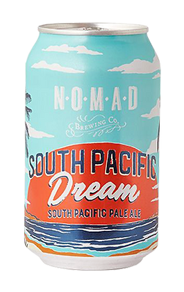 NOMAD SOUTH PACIFIC DREAM PALE ALE 6 PACK