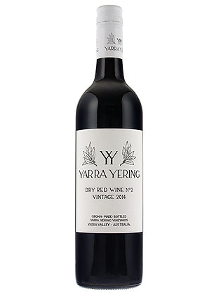 YARRA YERING DRY RED No 2 2012
