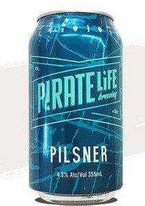 PIRATE LIFE PILSNER 6 PACK