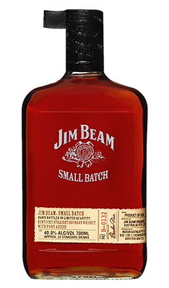 JIM BEAM SMALL BATCH COLLECTIN