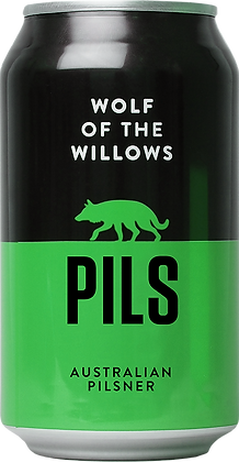 WOLF OF THE WILLOWS PILS 6 PACK