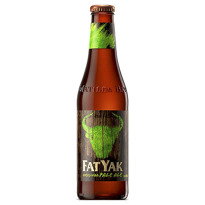 FAT YAK PALE ALE 6 PACK