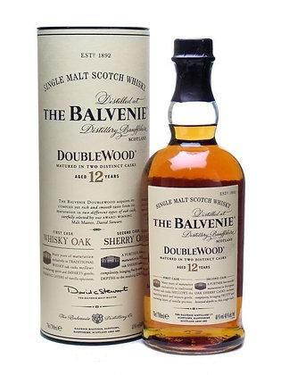 THE BALVENIE MALT 12YO DOUBLE WOOD 700ML