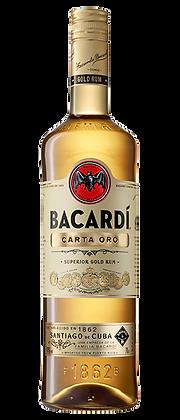 BACARDI RUM ORO GOLD 700ML