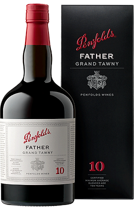 PENFOLDS FATHER 10Y TAWNY