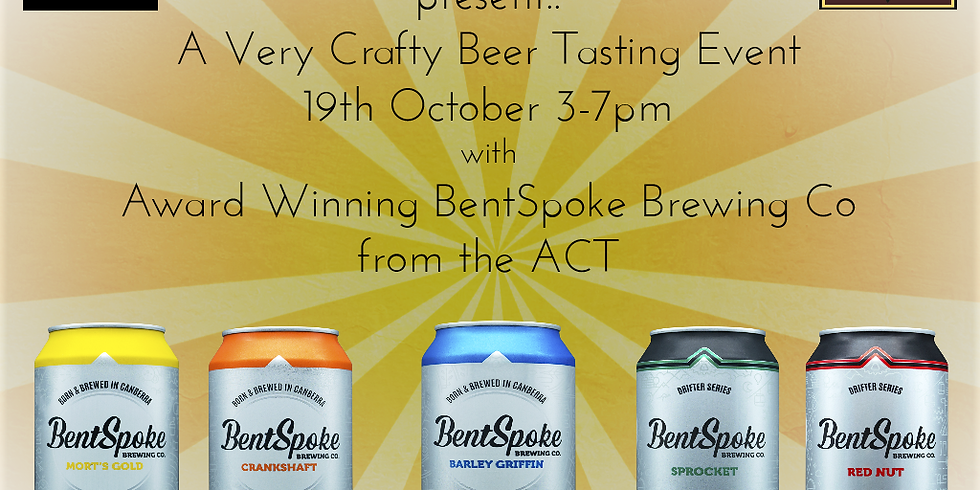 A Very Crafty Beer Tasting Event