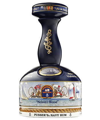 PUSSERS YACHTING DECANTER 1L