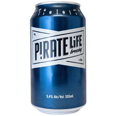 PIRATE LIFE PALE ALE 6 PACK