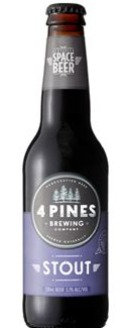4 PINES STOUT 6 PACK