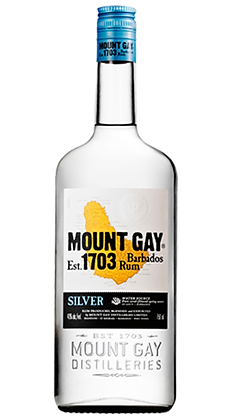MOUNT GAY RUM ECLIPSE SILVER