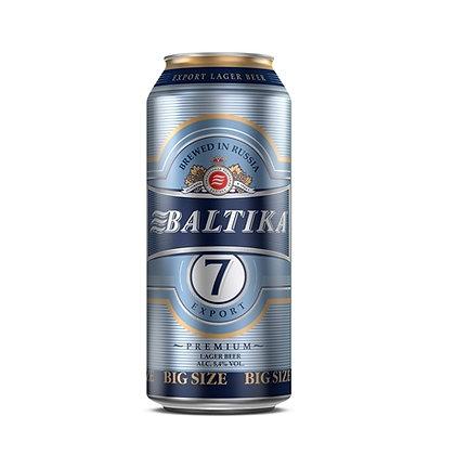 BALTIKA 7 LAGER