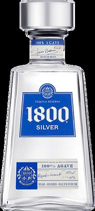 CUERVO 1800 SLIVER TEQUILA