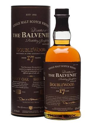 THE BALVENIE DOUBLE WOOD 17 YO