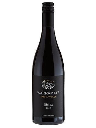 WARRAMATE 2015 SHIRAZ