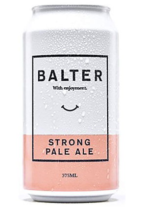BALTER STRONG PALE ALE 4 PACK
