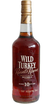 WILD TURKEY RUSSELL RES 10Y