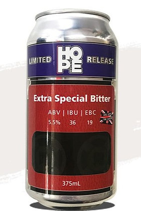 HOPE ESTATE EXTRA SPECIAL BITTER 4 PACK