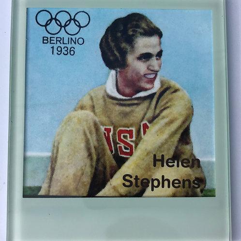 Helen Stephens Coaster