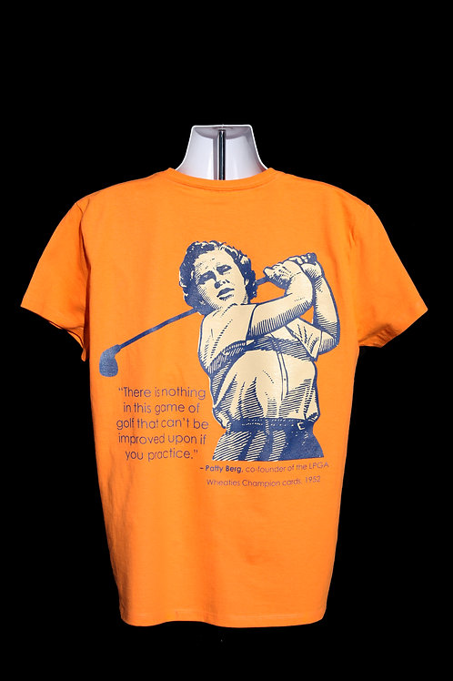 Patty Berg t-shirt