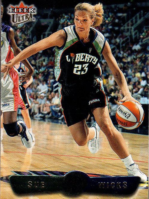 Magnet: WNBA player Sue Wicks