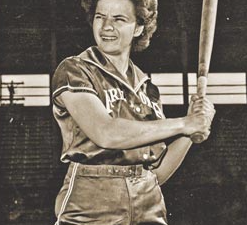 A Lifetime Achievement Award - Dot Wilkinson, Arizona Softball Legend