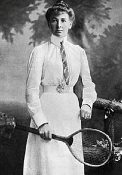 Women's Olympic History, the year 1900