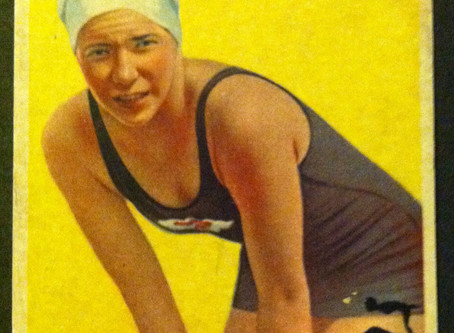 Women's Olympic History - 1932