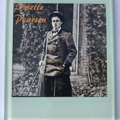 Issette Pearson Coaster