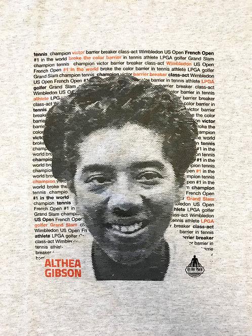 Althea Gibson t-shirt
