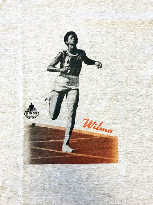 Wilma Rudolph t-shirt