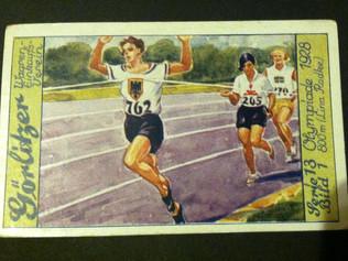Women's Olympic History - 1928
