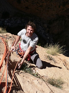 Edouard Bouvet, Canyon 38 - Canyoning, via ferrata, escalade à Grenoble en Isère, Vercors et Chartreuse.