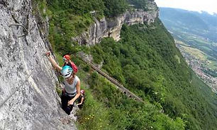 CANYON 38 - via ferrata Grenoble, Vercor