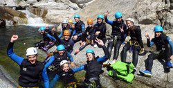 canyoning-pour-groupes-en-isere