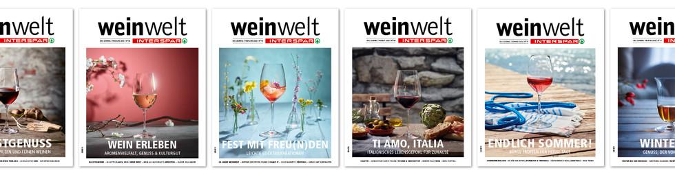 INTERSPAR Weinwelt Journal
